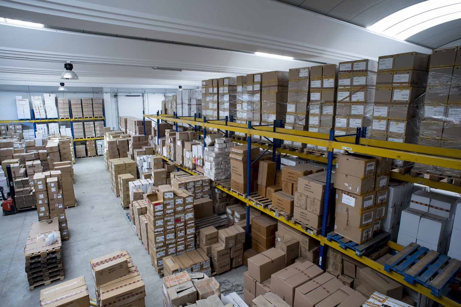 logistica servizi brescia
