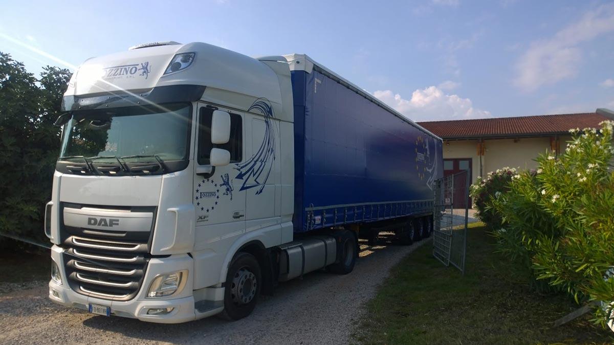 Trasporti Iozzino Brescia